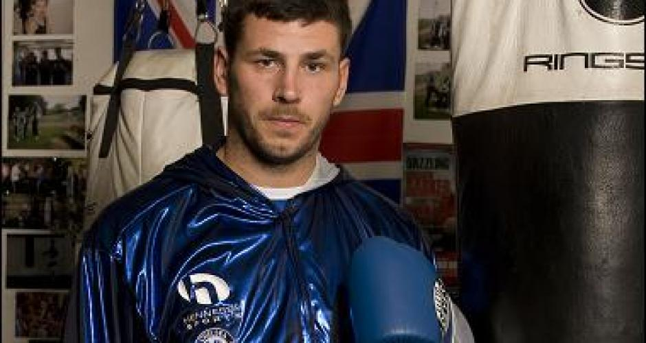 Barker Aiming For A World Title Shot in 2013