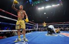 Vasyl Lomachenko Impresses in Pro Debut with Fourth-Round KO of Jose Ramirez