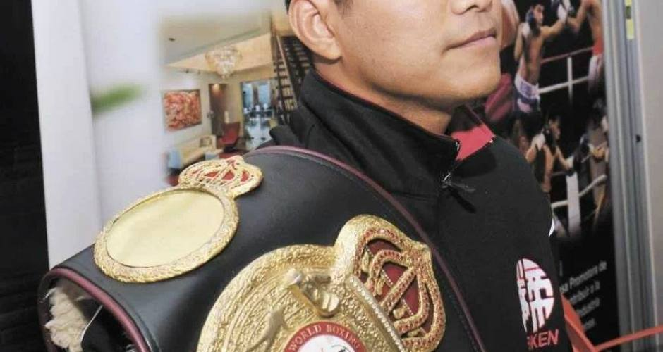 Roman Gonzalez Mobbed By Fans At Airport Upon His Arrival, Says Reveco Fight Almost Finalized