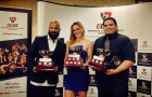 Jelena Mrdjenovich Wins Edmonton Combative Sports Commission Boxer Of The Year Award