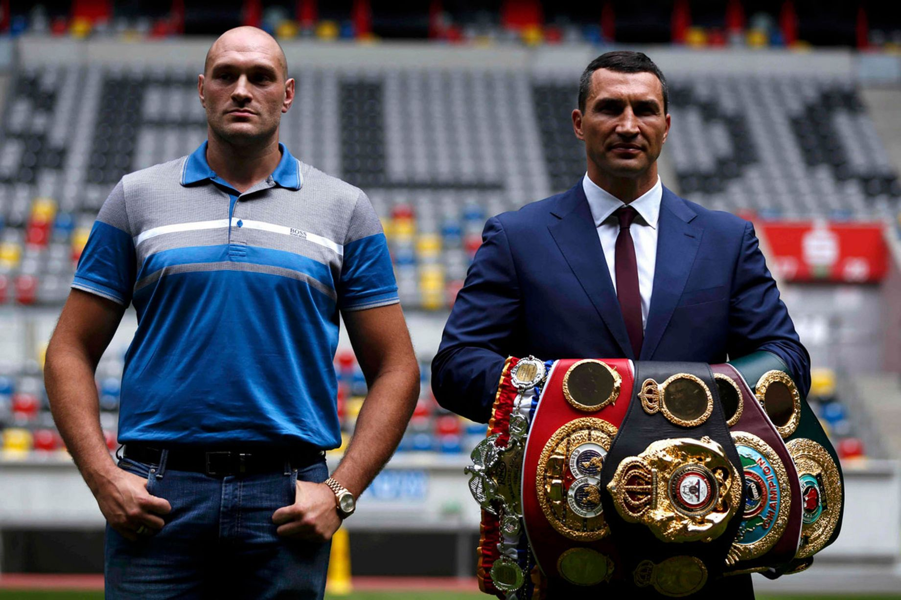Wladimir Klitschko vs. Tyson Fury Rescheduled: New Date, Location and More