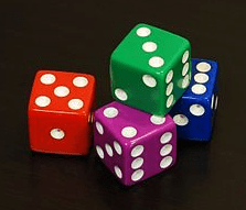 Mary Sue - Dice