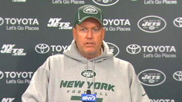 rex wants to coach jets 15 years