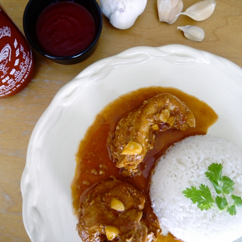 Sriracha Spicy Chicken Recipe