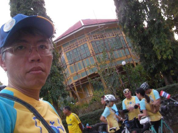 บ้านป่องนัก ใน Bike for dad 2015