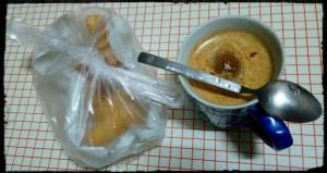 กาแฟ ปลาท่องโก๋