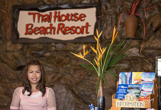 Thai House Beach Resort Lanta About Us