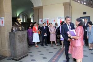 Besuch Prinzessin Sirindhorn am AAI Hamburg (29. Juni 2011) - Bild 04