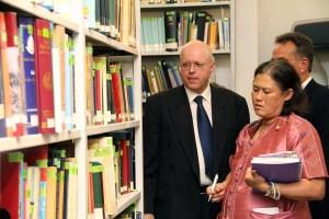 Besuch Prinzessin Sirindhorn am AAI Hamburg (29. Juni 2011) - Bild 19