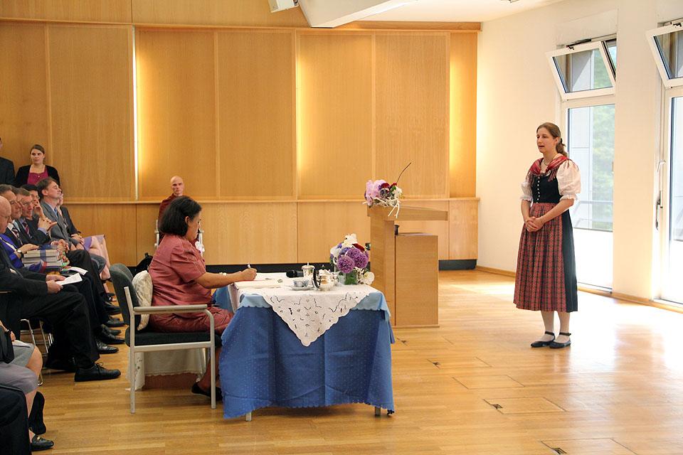 Besuch Prinzessin Sirindhorn am AAI Hamburg (29. Juni 2011) - Bild 31
