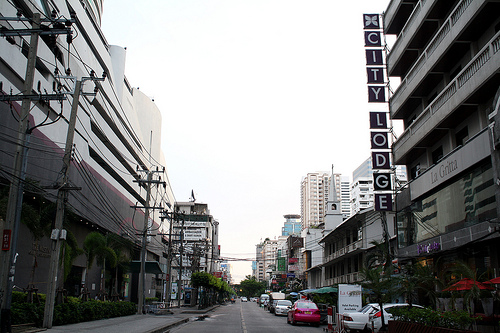 タイのスクンビットでオススメのCitylodgeホテル
