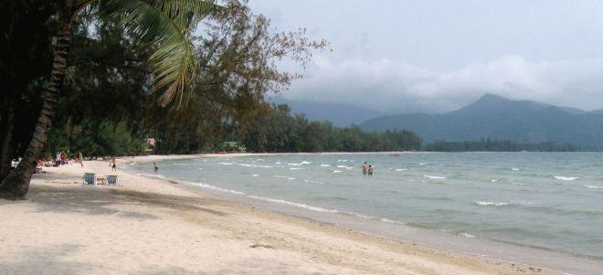 пляж Хлонг Прао остров Ко Чанг