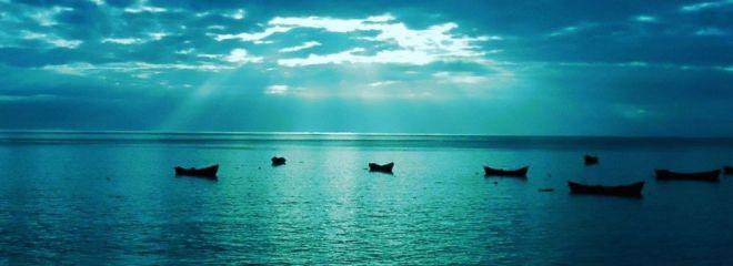 Мраморное море Турции