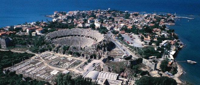 Экскурсии в Турции - Сиде