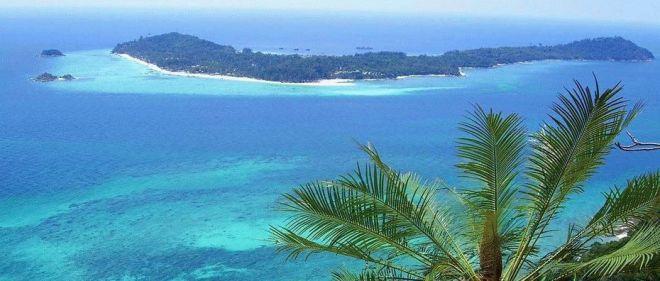 Остров Ко Липе