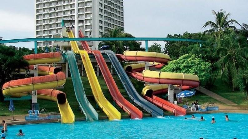 Аквапарк Pattaya Park