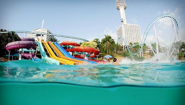 Аквапарк Pattaya Park3