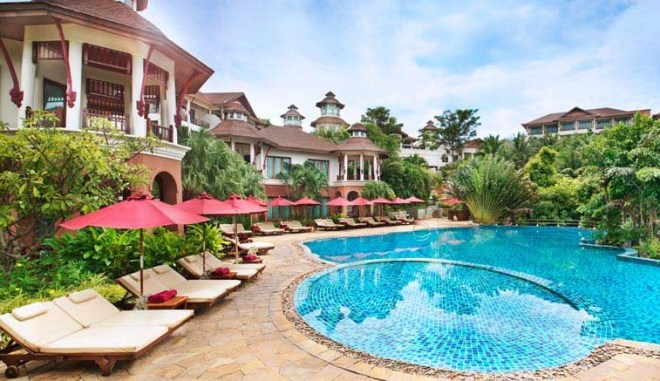 Sheraton Pattaya Resort*****