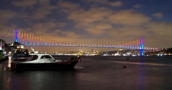 мост Босфор