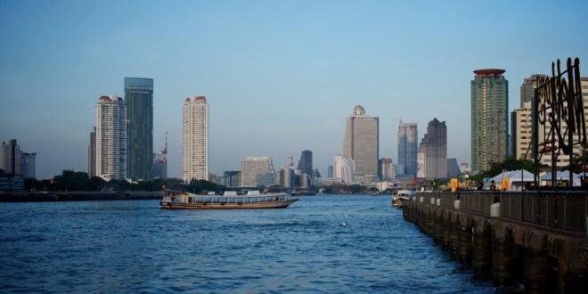 Экскурсия по реке в Бангкоке