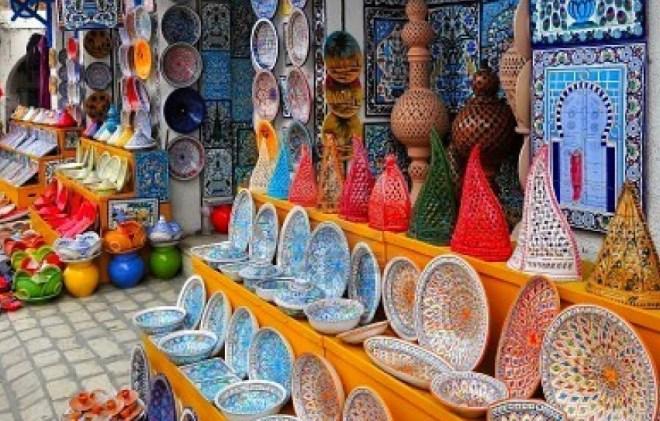 Остров Джерба - музей народных традиций в Геллала