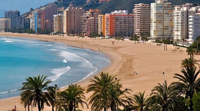 Пляж Кульера - Испания