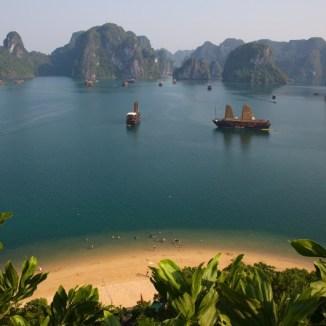 Бухта Халонг - Вьетнам3