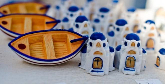 Что привезти из Греции - магнитики