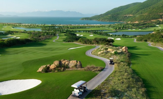 Фукуок - поля для гольфа
