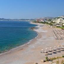 Пляж Фалира́ки