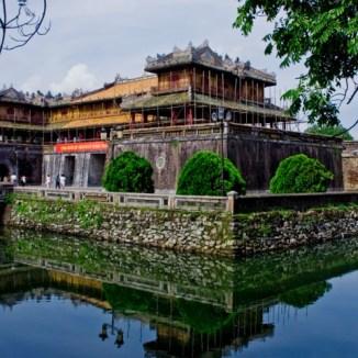 хюэ - императорский город