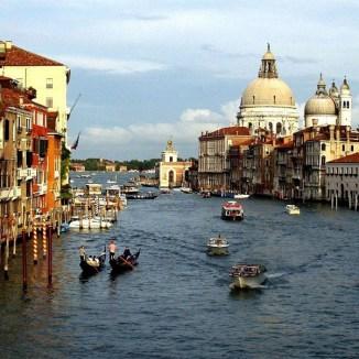 Курорт Венеция в Италии