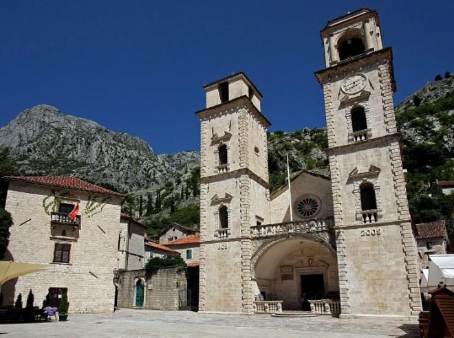 Церковь Богородицы Здравие в Черногории