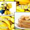 Receita: Panqueca de Banana dos Minions