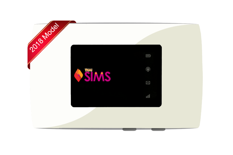 ThaiSims 4G Mobile Router
