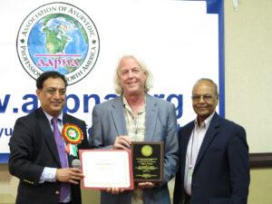 AAPNA Veda Vyasa Award 2017