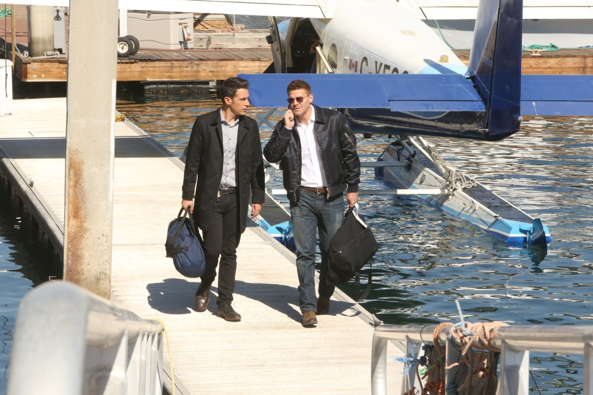 """BONES 12x08 Stills: """"The Grief and the Girl"""""""