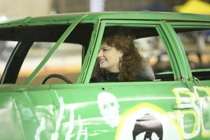 "BONES:  Emily Deschanel in the ""The Final Chapter:  The Steal in the Wheels"" episode of BONES airing Tuesday, March 7 (9:01-10:00 PM ET/PT) on FOX.  ©2017 Fox Broadcasting Co.  Cr:  Patrick McElhenney/FOX"