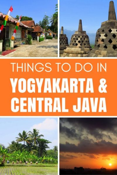 Things to do in Central Java and Yogyakarta, Indonesia