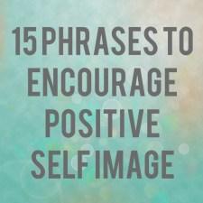 15+self+image