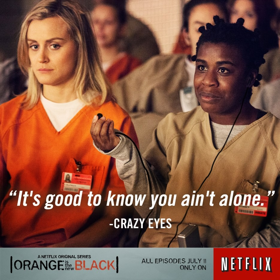 orange is the new black quote