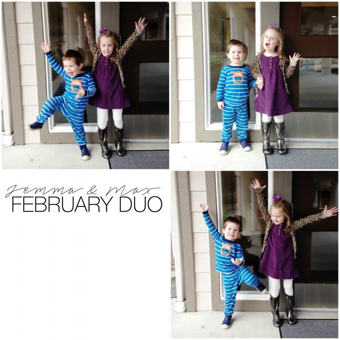 FEBRUARY DUO