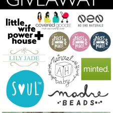 the welcome sweet baby giveaway
