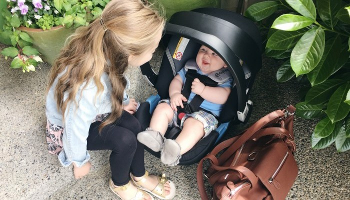Introducing the CYBEX Gold Line Agis Travel System