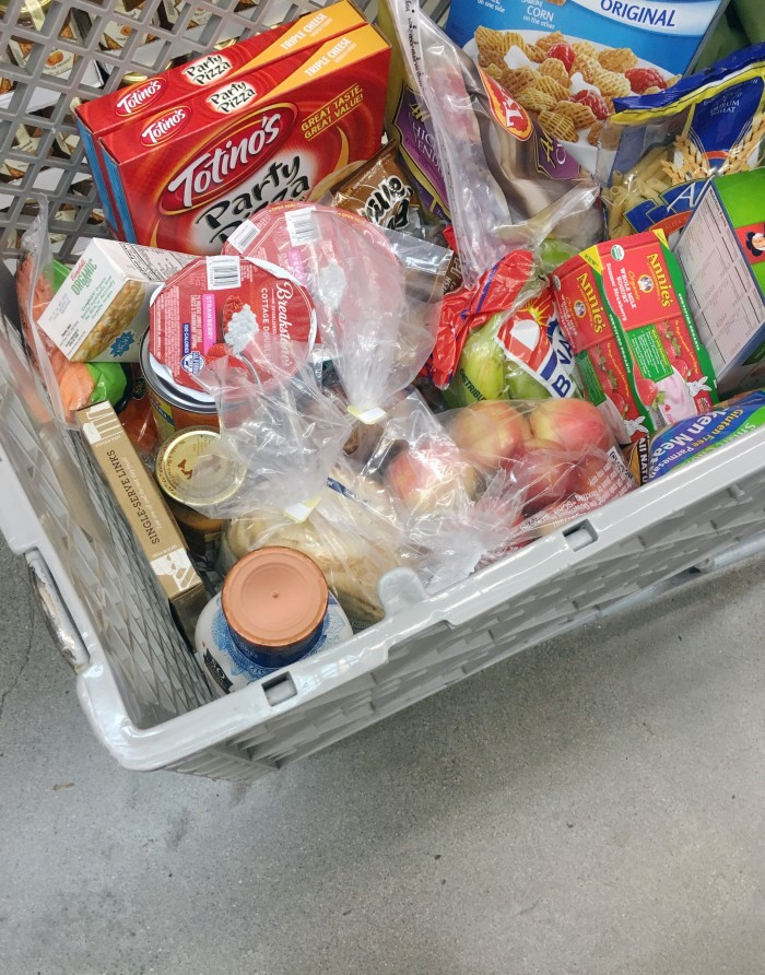 challenge cart