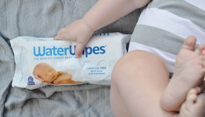 We Love WaterWipes!