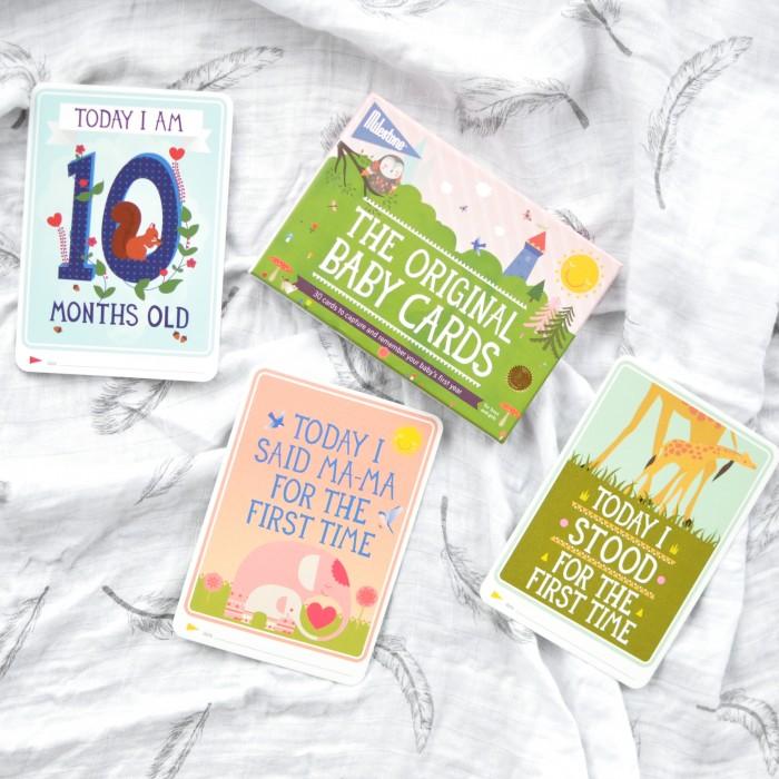 milestone baby original cards