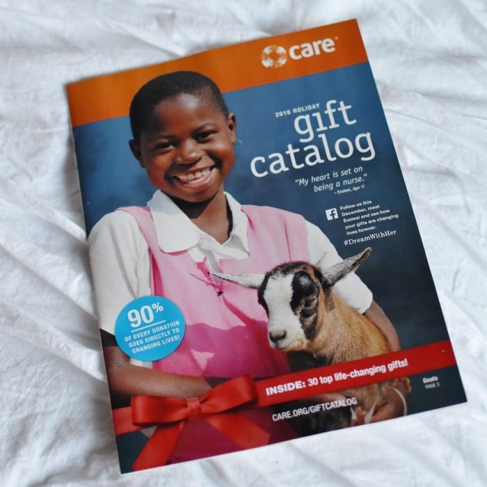 care catalog