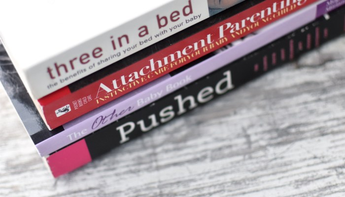 Books To Read When You're Pregnant
