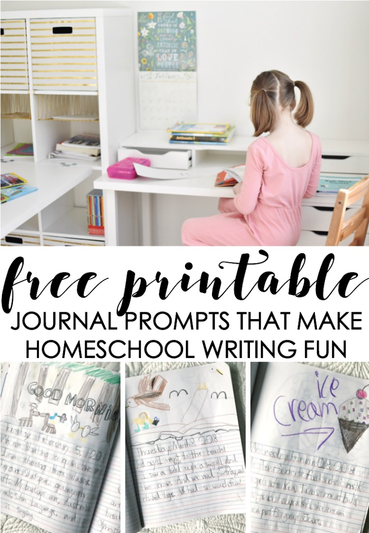 Journal Prompts - Free Printable